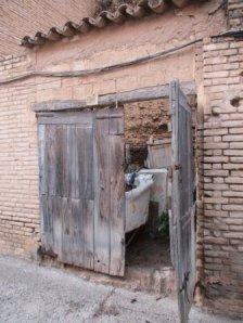 La porta del corralet