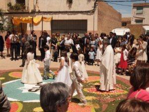 Corpus i la comunió