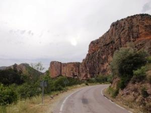 Cingles a Camarasa